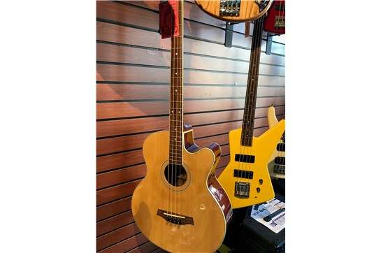 Used Ibanez Acoustic Bass
