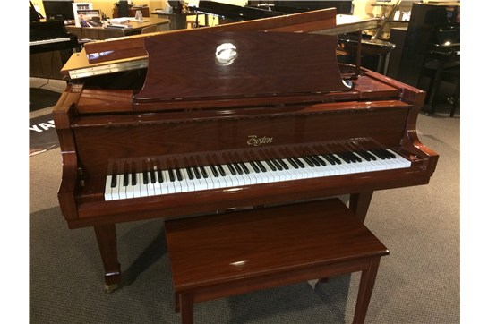 "Used Boston GP-163 WP 5'4"" Grand Piano"