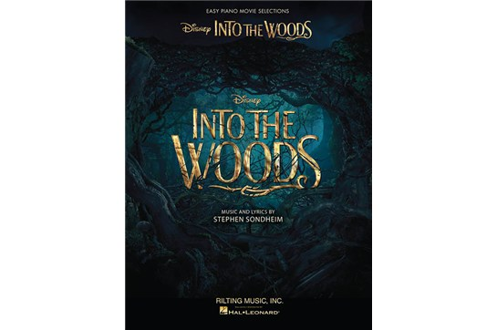 Into the Woods - Easy Piano