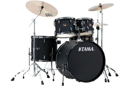 Tama Imperialstar 5 pc. Drumset (Satin Black)