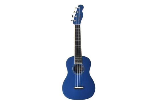 Fender Zuma Concert Ukulele (Lake Placid Blue)