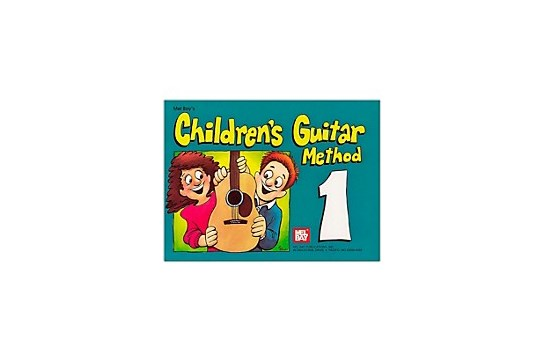 Children's Guitar Chord Book w/Online Video