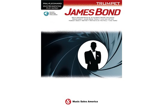 James Bond - Instrumental Play-Along