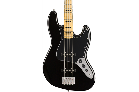 Squier Classic Vibe 70s Jazz Bass (Black)