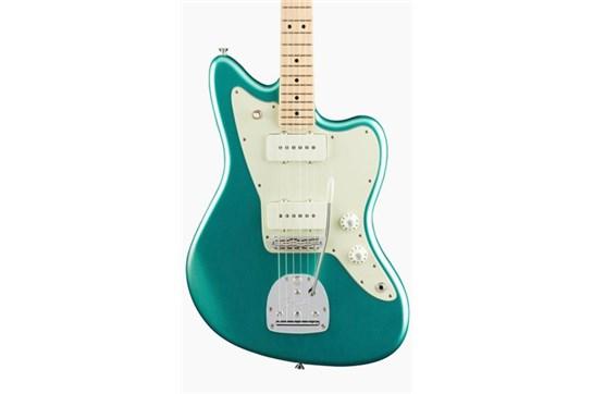 Fender American Professional Jazzmaster (Mystic Seafoam) - Maple Neck