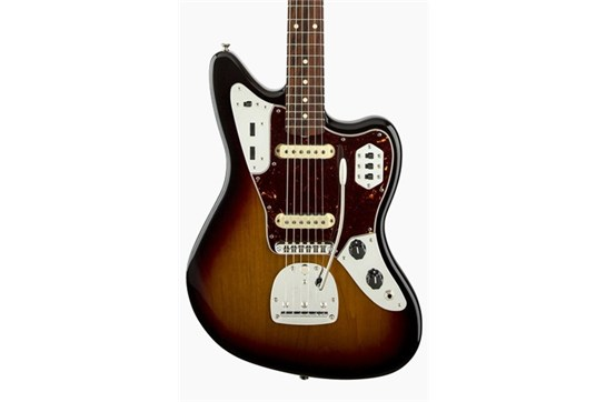 Fender Classic Player Jaguar Special  (3-Color Sunburst) - Rosewood Neck