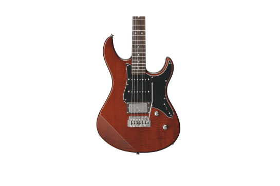 Yamaha Pacifica PAC612VIIFM Electric (Root Beer)