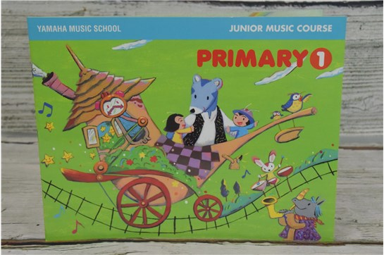 Yamaha Junior Music Course: Primary 1