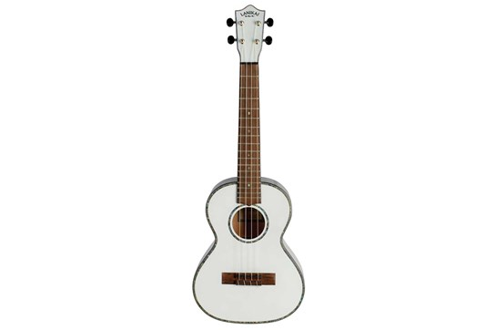 Lanikai Julia Michaels Tenor Ukulele - White Pearl
