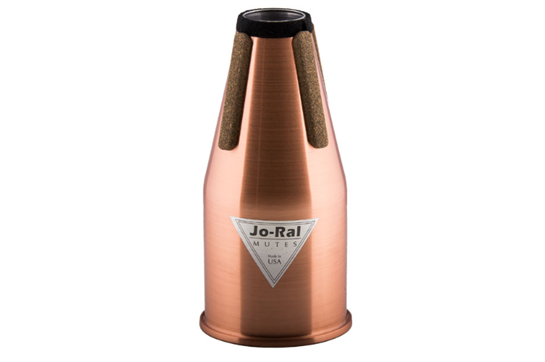 Jo-Ral French Horn Straight Mute (All Copper)