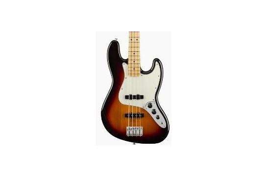 Fender Player Jazz Bass® Guitar (3 Tone Sunburst)