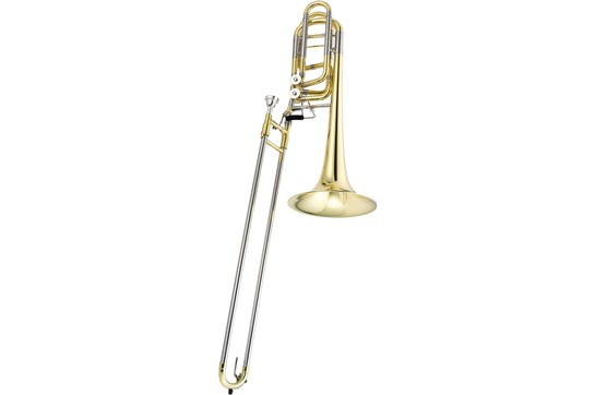 Jupiter JTB1180 Bass Trombone - Lacquer