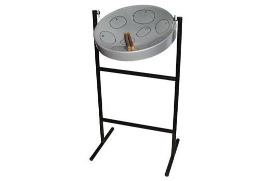Panyard Jumbie Jam Deluxe Steel Drum Kit (Steel)