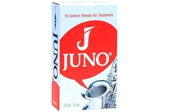 Vandoren Juno Alto Sax Reeds Strength 3 (Box of 10)