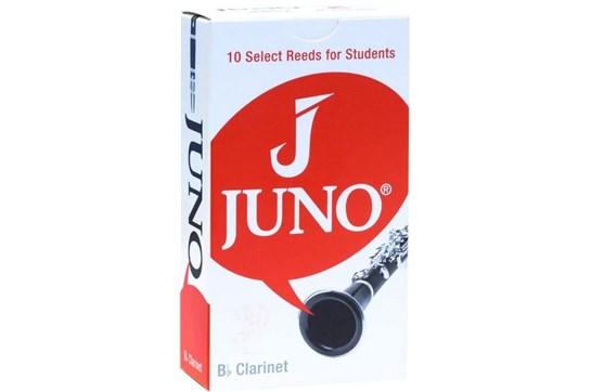 Vandoren Juno Clarinet Reeds Strength 3.5 (Box of 10)