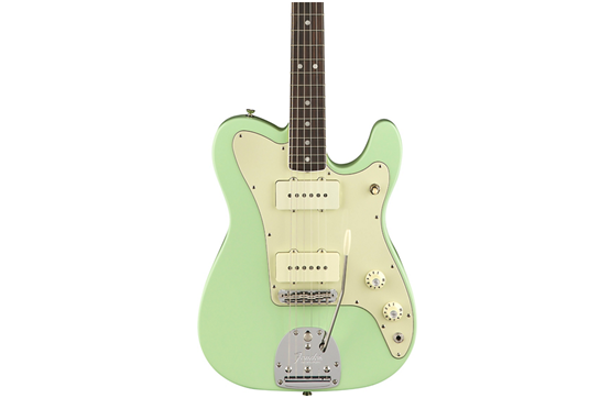 Fender Parallel Universe Jazz Telecaster (Surf Green)