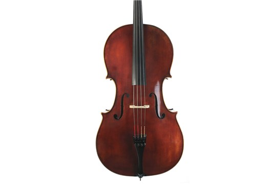 Pre-Owned Hofner Paesold PA605 4/4 Cello 1952 Natural