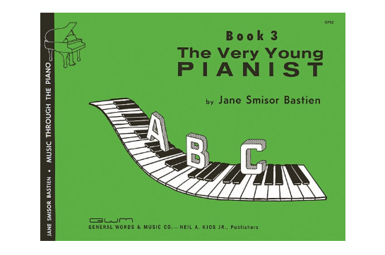 The Very Young Pianist, Book 3