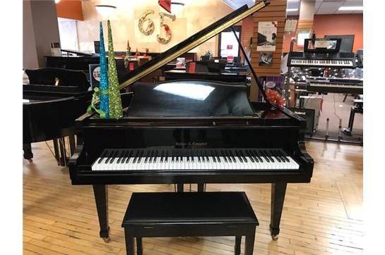 Used Kohler & Campbell SKG-400S Grand Piano