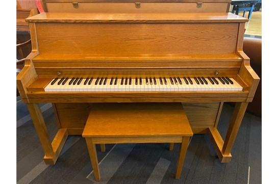 Used Kawai 502S Oak Console Piano