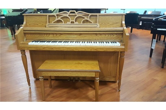 Used Kohler & Campbell KC43M Console Piano