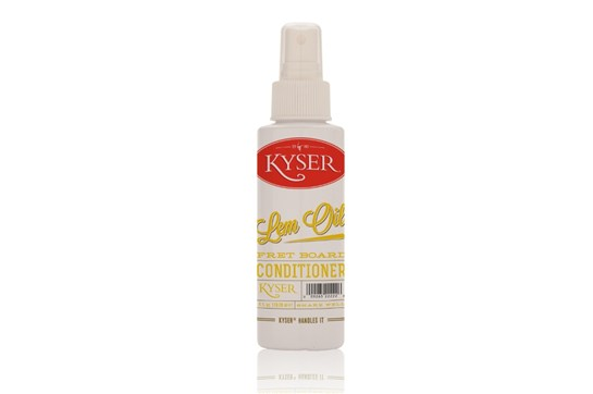 Kyser Lemon Oil Fretboard Conditioner