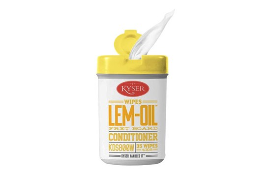 Kyser KDS800W Lemon Oil Wipes