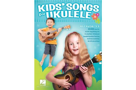 Kid's Songs for Ukulele