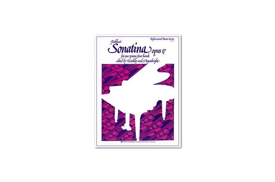 Kuhlau's Sonatina Opus 17 for One Piano / Four Hands
