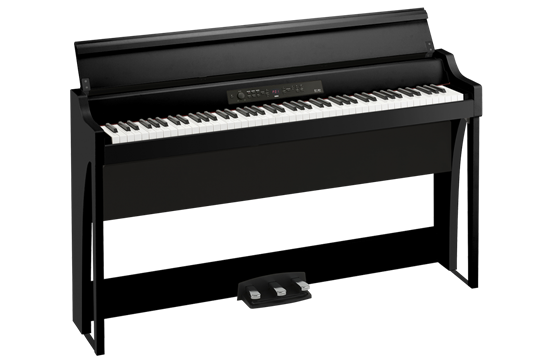 Korg G1 Air Digital Piano 88 Keys (Black)