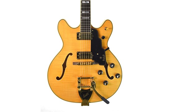 Guild Starfire VI Semi-hollow Electric Guitar with case (Blonde) - used