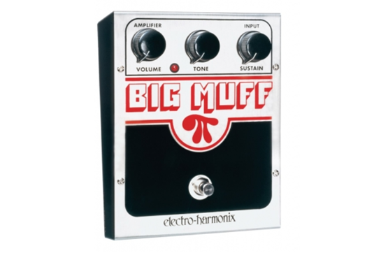Electro Harmonix Big Muff Pi Distortion/Sustainer US BM