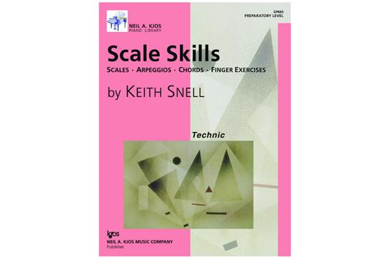 Scale Skills, Preparatory Level