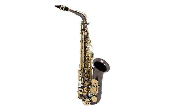 Selmer La Voix II Alto Saxophone (Black Nickel)