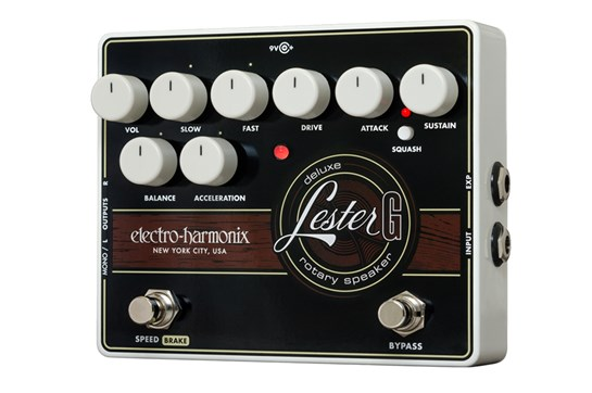 Electro-Harmonix Lester G Guitar Effects Pedal