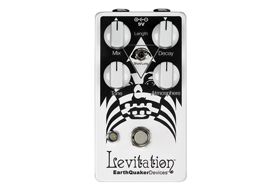 EarthQuaker Devices Levitation Reverb Pedal V2