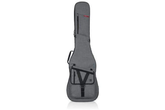 Gator Transit Series Bass Guitar Gig Bag (Light Grey)