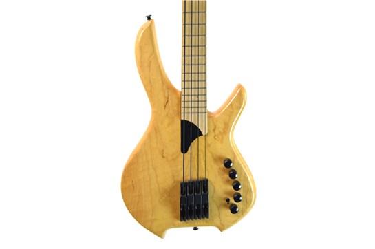 Used 2003 Willcox Saber bass guitar w/Lightwave Pickups & gig bag