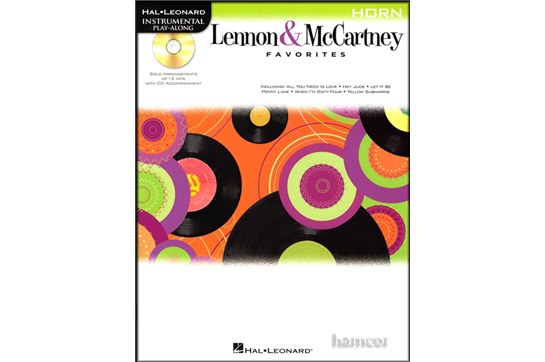 Lennon & McCartney Favorites (Horn)