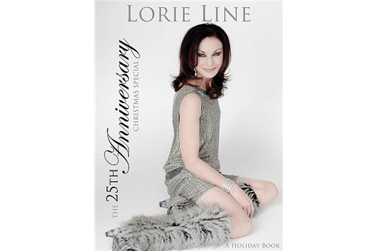 Lorie Line – The 25th Anniversary Christmas Special Piano Music Book