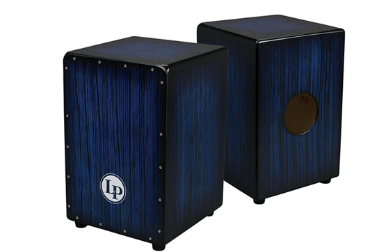 LP Cajon Aspire LPA13332-BBS (Blue Burst)