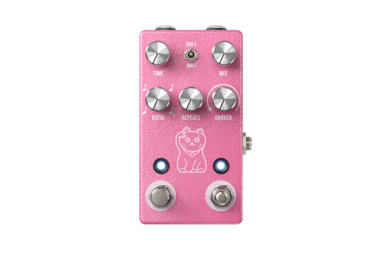 JHS Lucky Cat Digital Delay