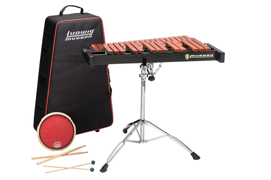 Ludwig Musser 2.5 Octave Xylophone Kit