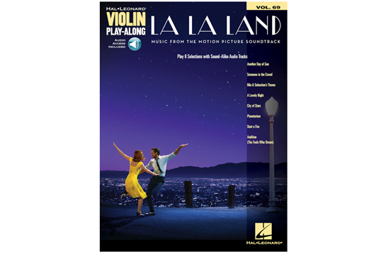LaLa Land Play Along (Violin)