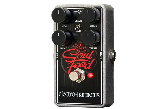 Electro Harmonix Bass Soul Food Overdrive