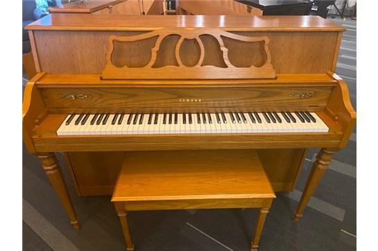 Used Yamaha M500F Console Piano