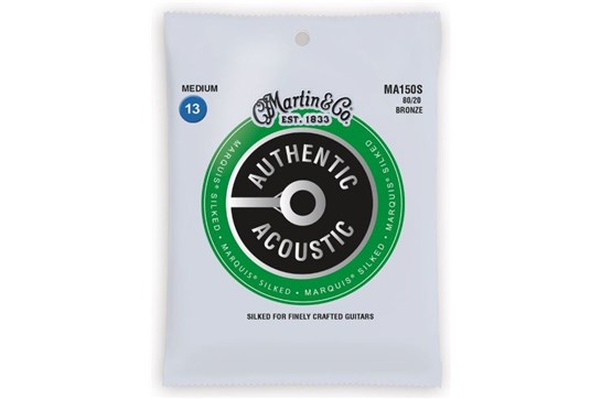 Martin Authentic Acoustic Marquis Medium Guitar Strings