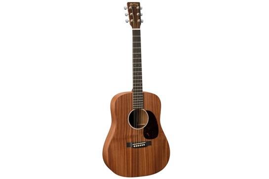 Martin D Jr. 2E Sapele Acoustic-Electric Guitar