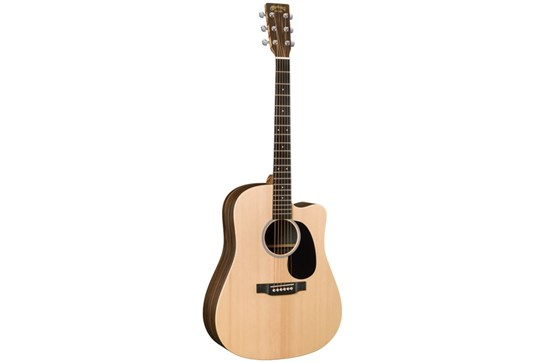 Martin DCX1AE Macassar Acoustic-Electric Guitar