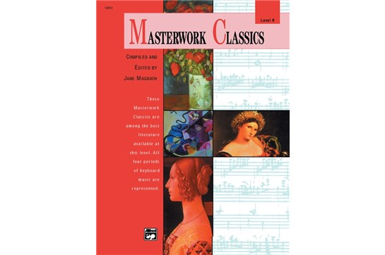 Masterworks Classics 8 - Piano Solo (7111B10)